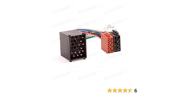Xtrons Iso Radio Adapter Kabel Kabelbaum Stecker Für Bmw 3 5 7 8 X5 E46 Z3 Z8 Landrover Freelander Mini Auto