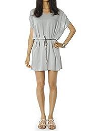 bestyledberlin robe femme, robe estivale / débardeur long t97p