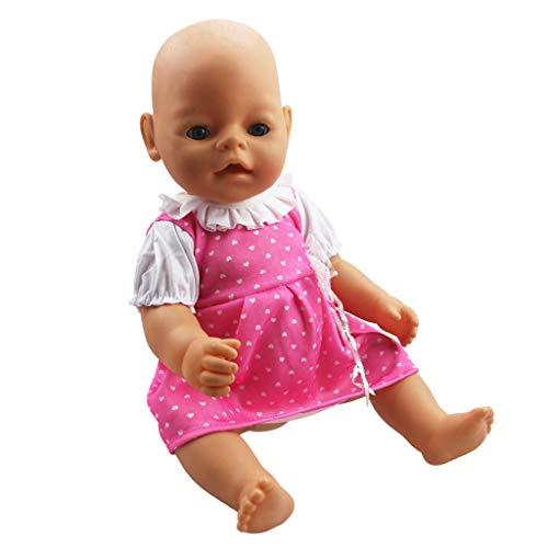 Doll Ken Kostüm - Zolimx Puppenkleidung Niedliche Kleider Kleidung schöne Kleidung Outfits Kostüm für American Doll (14-18inch)