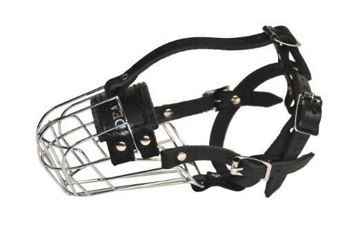 Dean-Tyler-Miniature-Schnauzer-Wire-Basket-Muzzle-Size-3
