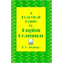 Book) practical guide to english grammar by k. P. Thakur | ssc.