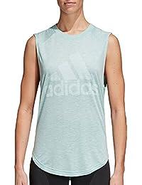 Camisetas es Y Amazon Adidas Tops Camisetas Mangas Blusas Sin aUaSn6Oqw