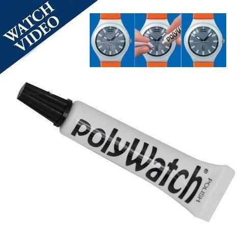 Polierpaste polyWatch - Polish 2016 für Uhrengläser