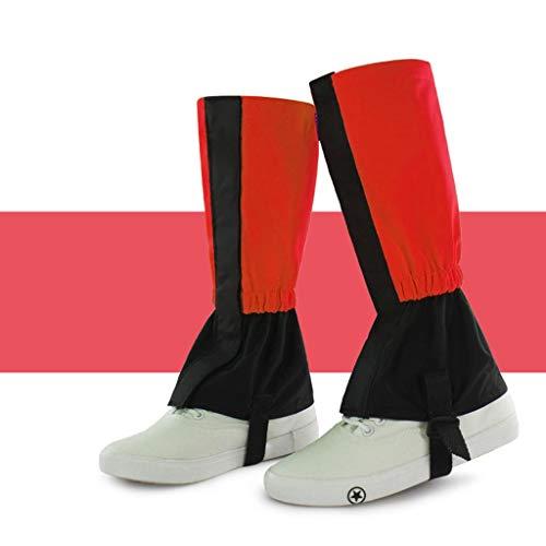Preisvergleich Produktbild INOOY Bergsteigen Schneeschuh Wandern Wüstensand Schuhabdeckung Männer und Frauen Kinder Skifahren Wasserdichte Fußabdeckung, Beige, S