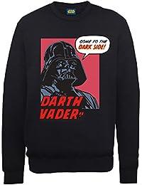 Star Wars Darth Vader - Parte de arriba Hombre