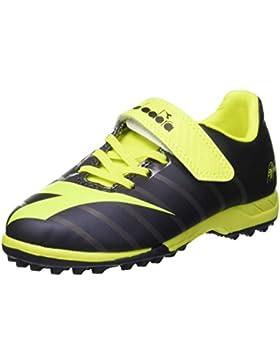 Diadora Rb2003 R TF Jr Ve, Zapatos de Futsal Unisex Niños