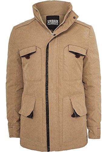 TB575 Down Parka piumino giacca invernale giacca da uomo beige 46