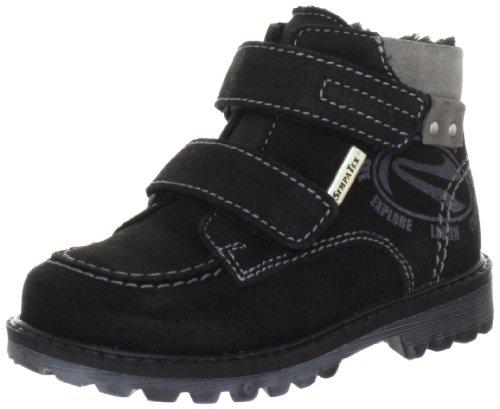 Richter Kinderschuhe 82.0661.3222, Boots garçon Gris (Steel/Chrome 3222)