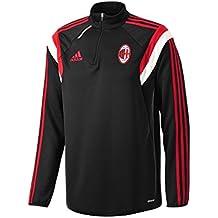 Adidas - Sudadera de entrenamiento, diseño del Milan (AC 2014/15)