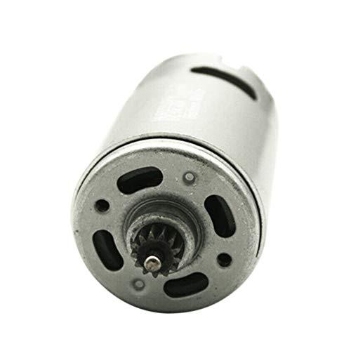 Faderr Moteur métal 13 Dents 14,4 V Remplacement pour Bosch GSR...