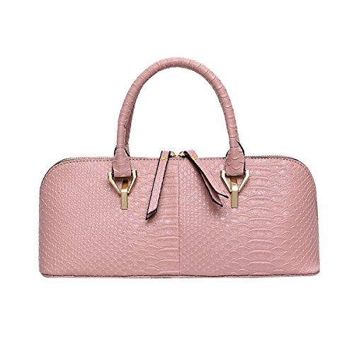 LAIDAYE Borse Di Modo Delle Borse Delle Signore Pink