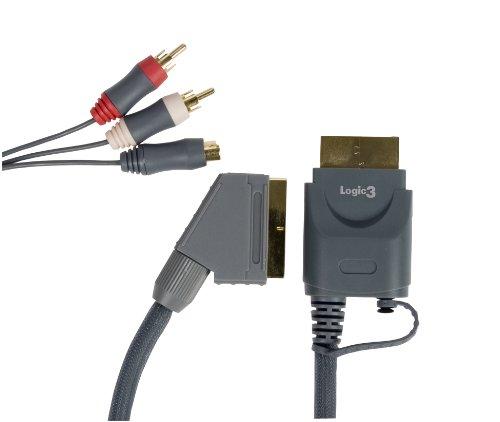 Xbox 360 - RGB-Scart-Kabel