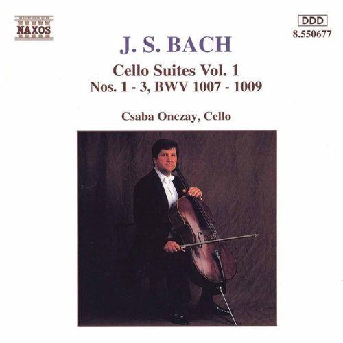 Cello Suite No. 1 in G major, ...