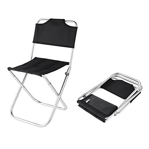 OUTAD - Chaise de Camping - Pliable - Alliage en...