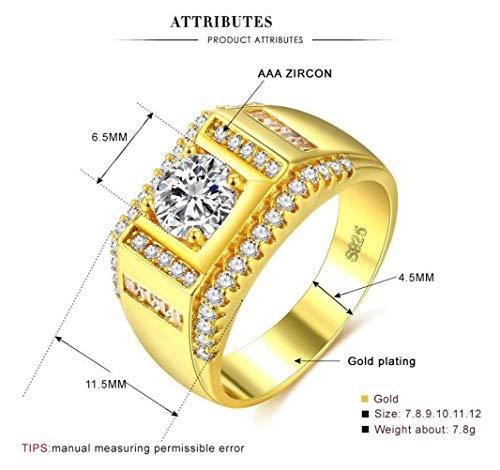 Europäische und Amerikanische Mode Ring Herrschsüchtige Herren Diamantring Voller Diamant Mikro-Intarsien Ring Silber Schmuck Batch Europäische und Amerikanische Mode Ring Herrschsüchtige Herren Diam