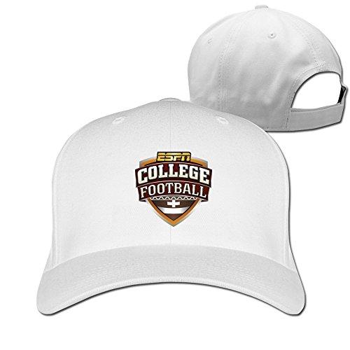 feruch-espn-college-football-cotton-mesh-hat-peaked-cap-white