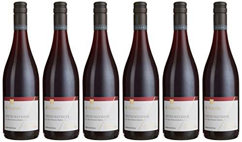 Achkarrer Schlossberg Spätburgunder Qualitätswein Rotwein trocken (6 x 0.75 l)