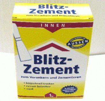 FLT (JOBI) Blitzzement in nen + außen (Pulver) (F30