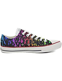 Shoes Custom Converse All Star, personalisierte Schuhe (Handwerk Produkt) Trendy Fantasy
