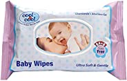 Cool&Cool Baby Wipes 64+8 Wipes