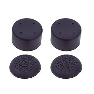 Playstation 4 – 2 Schutzhüllen und 8 Thumb Grips