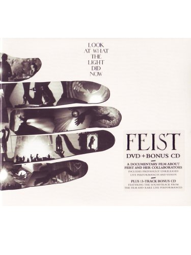 Feist - Look at what the light did now(+CD)