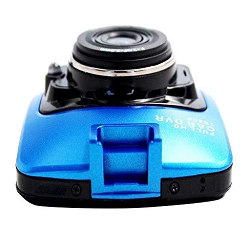 perfk DVR Kamera Tachographen Nachtsicht Rückfahrkamera, 2,3 Zoll Bildschirm, unterstützt Parkmonitor und Bewegungserkennung - Ge-dvr