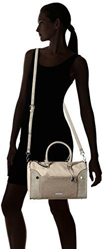 Bulaggi - Block Handbag, Borsa a mano Donna Beige (Beige (sand))