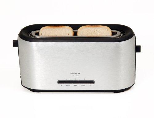 Inventum GB800 Aluminium Toaster