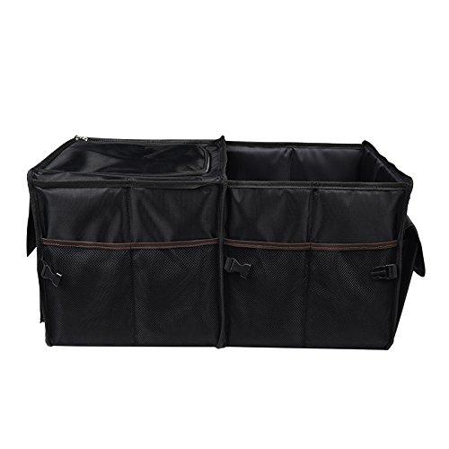 Preisvergleich Produktbild BMZX Wärmedämmung Erhaltung Wärme Fresh Food Saver Car Home Office Organizer Fach faltbar Staubdicht Kutsche Trunk Container Langlebig Schrankkorb Aufbewahrung Fall