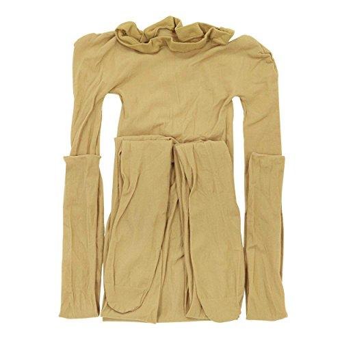 Sozixi Frauen Körper Strumpfhosen Strumpfwaren Nahtlose Dessous Kostüm