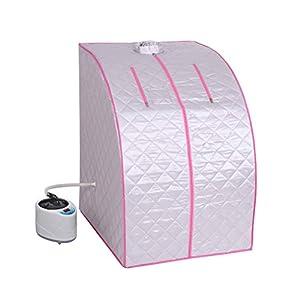 Wanforjewellery Tragbares persönliches Bad-Dampfbad, faltende Hauptwannen-Raum-bewegliche aufblasbare Zelt-Ausrüstung verlieren Gewicht