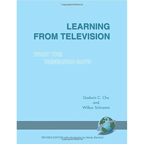 Learning from Television: What the Research Says by G. Chu (2004-08-01)