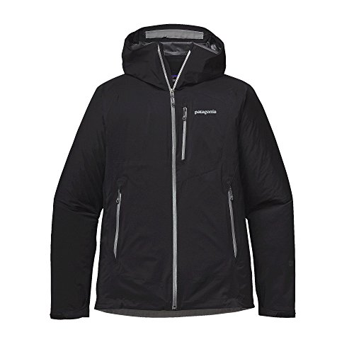 Herren Jacke Patagonia Stretch Rainshadow Jacke Black