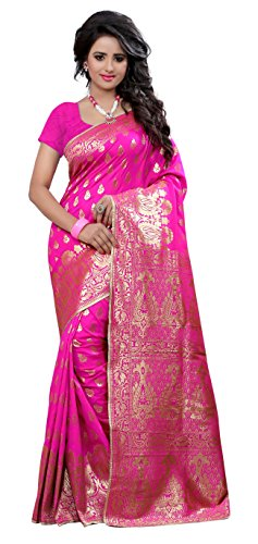 Indian Ethnic Bollywood Sari Women`s Sarees Mit Unstitched Bluse (Saree Verkauf)