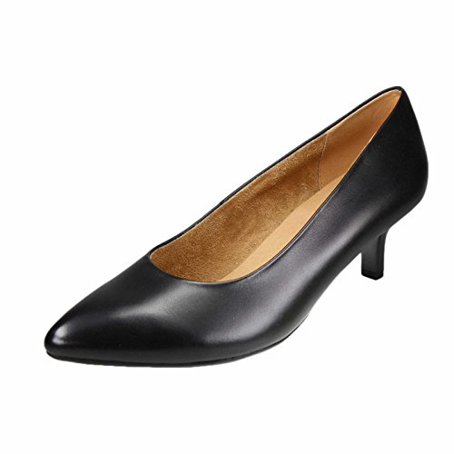 Caprice 9-22406-27-022, Scarpe col tacco donna Nero