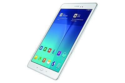 Samsung Galaxy Tab A Tablet, Display 9.7'', Processore QuadCore 1.2 GHz, Bianco