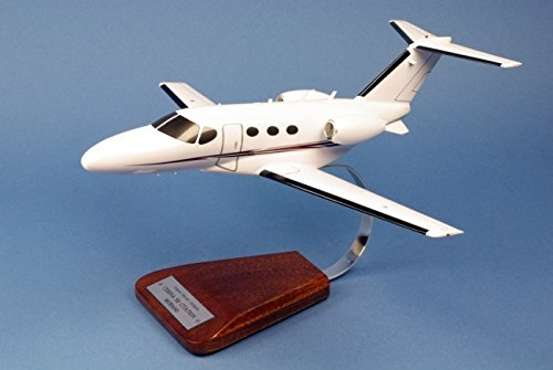 cessna-510-citation-mustang-large-mahogany-model-aircrafts-collection