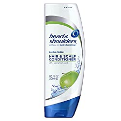 Head & Shoulders Dandruff Conditioner - Green Apple - 13.5 oz