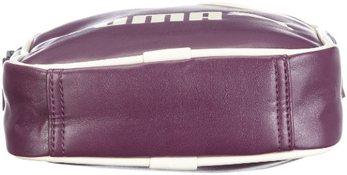 PUMA Borsa Messenger 070392 01 Nero 2.0 liters Italian Plum-Birch