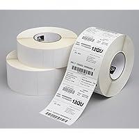 Zebra Z-Select 2000D 101.6 x 152.4 mm - Etiquetas de impresora (Negro, Color blanco, 101.6 x 152.4 mm)