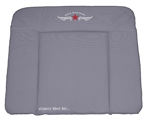 Preisvergleich Produktbild Roba Rock Star Baby 0817 RS1 Baby Changing Mat by roba