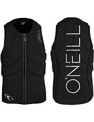 2017 O'Neill Slasher Kite Impact Vest BLACK 4942EU