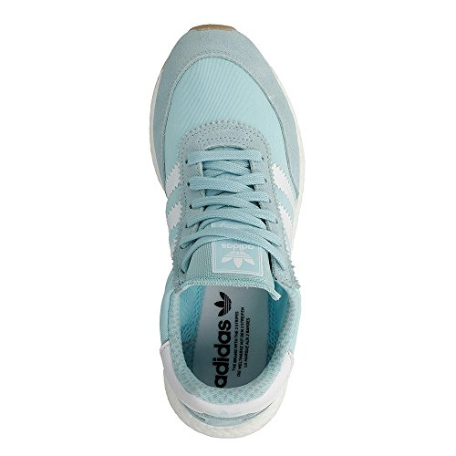 adidas - Iniki Runner W, Scarpe sportive Donna blu (Azuhie/Ftwbla/Gum3)
