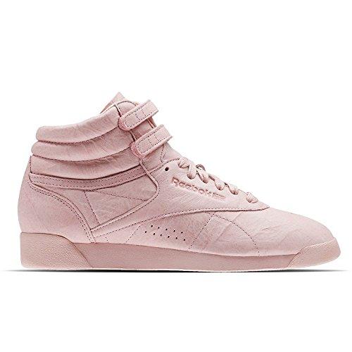 Reebok Freestyle F/S Hi FBT, polish pink, 5,5