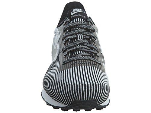 Nike Internationalist Kjcrd M Qs, Chaussures De Sport Pour Homme Noir (noir)