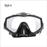 Gafas Gel De SíLice Anti-Niebla Equipo De Snorkel , A