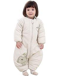 e7fd718d48 Saco de dormir con cremallera para bebé
