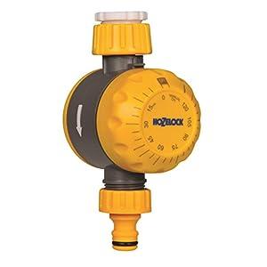 Hozelock Controlador mecánico 2210 0000-Controlador, Amarillo, 0.86×13.17×21.6 cm