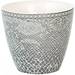 Greengate Alli Latte Cup warm grey One Size